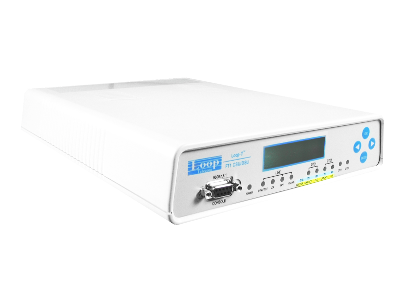 T1 CSU / DSU interface converter SNMP - T2500