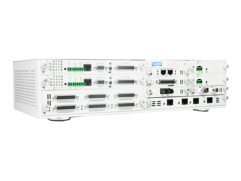 Multi-service Access Node TDM / IP - AM3440-B