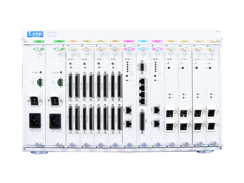DCS / DS0 cross connect multiplexer - V4150
