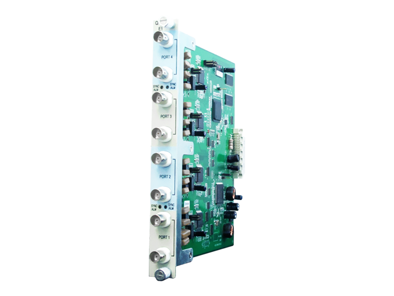 4 E1/T1 Interface Card
