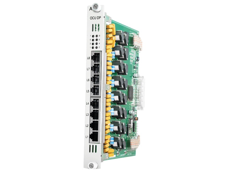 8 OCU/DP Interface Card