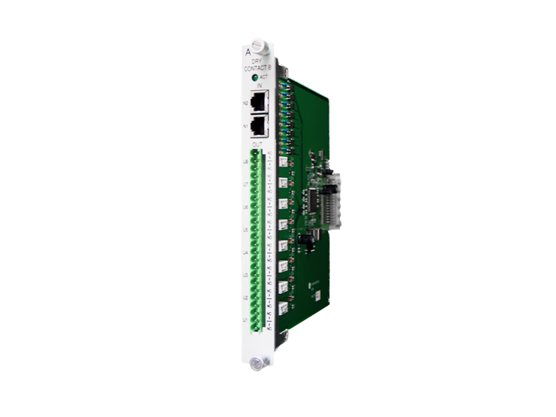 Dry Contact Interface Card_AM3440A