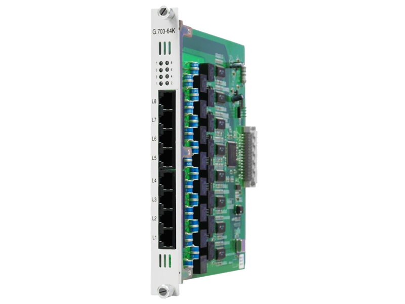 G.703 Interface Card