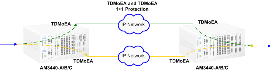 TDMoEA and TDMoEA Protection