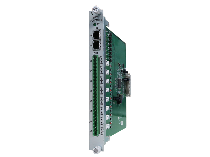Dry Contact Interface Card