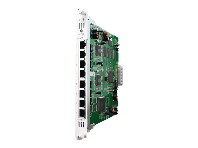 8 Router-B Interface Card