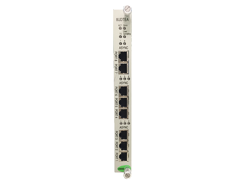 8-port Universal Data Interface (8UDTEA)