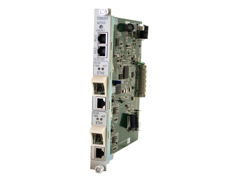 TDMoEA Interface Card